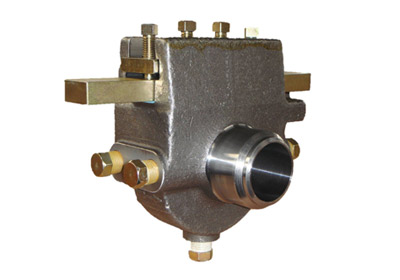 Single Chamber Orifice Fitting