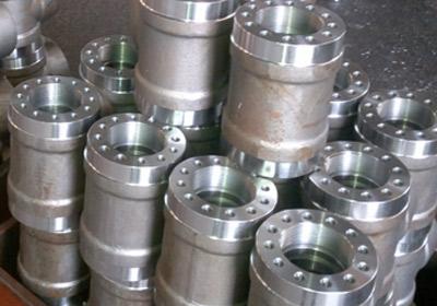 High pressure valve bodies