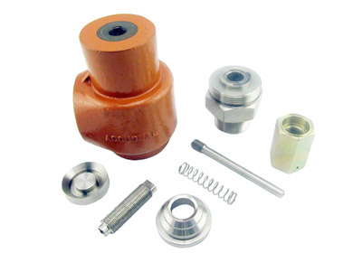 Pressure Relief Valve Components